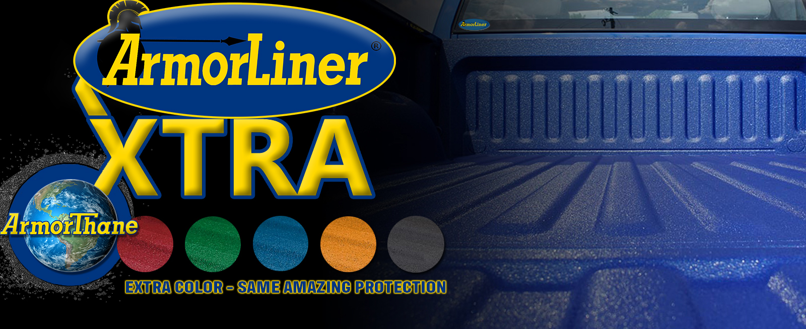 Make Your ArmorLiner Bedliner Stand Out Xtra With Color Match