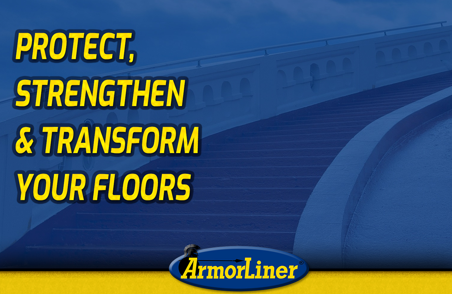ArmorLiner Offers Winter Protection For Truck Beds, Decks, Walkways and Stairs